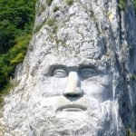 Decebalus, biggest rock sculpture in Europe